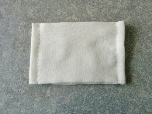 用 手縫い 作り方 子供 マスク